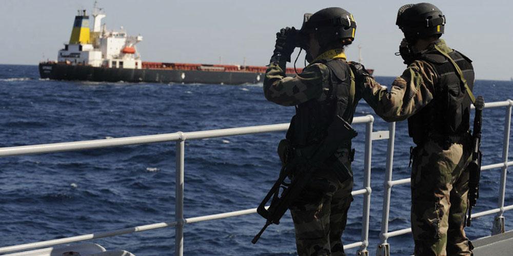 Devenir agent de protection des navires en mer