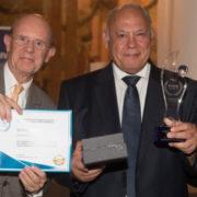 Vigie d'honneur SNES Jean-christophe DUMAS Fabrice THIROUX Jean-pierre THIPET