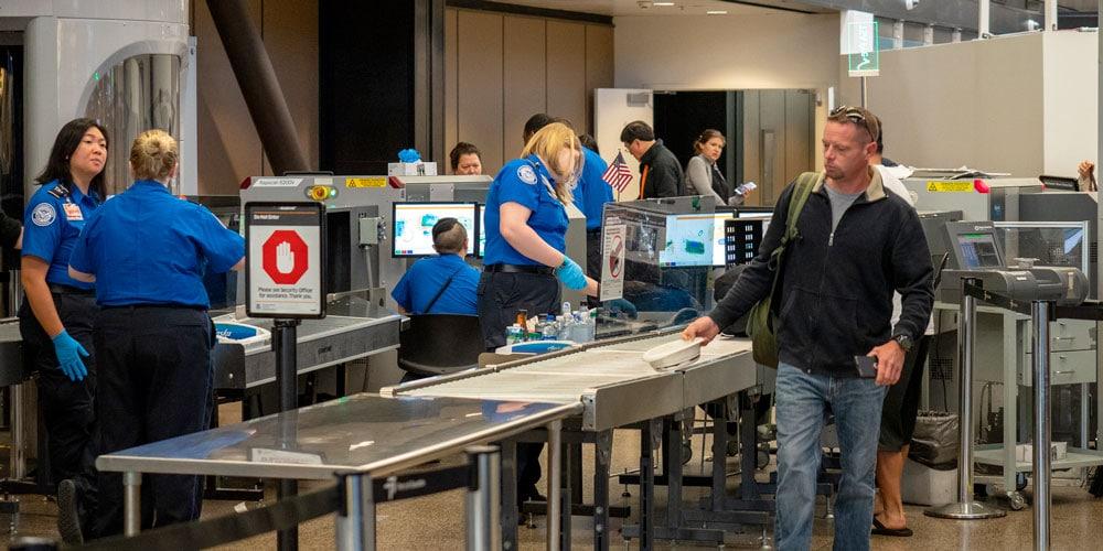 Formation dans l'aéroportuaire: comment devenir agent de sûreté?