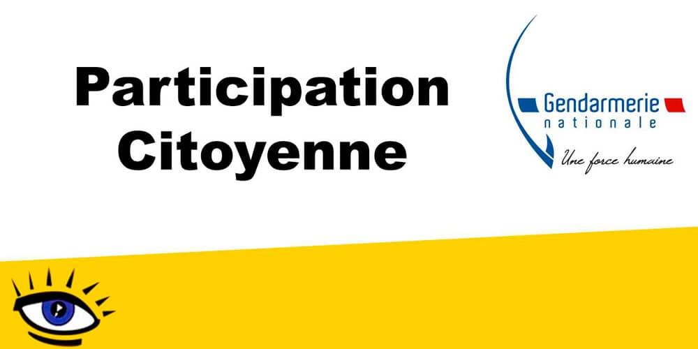 Participation Citoyenne à la Sécurité en France