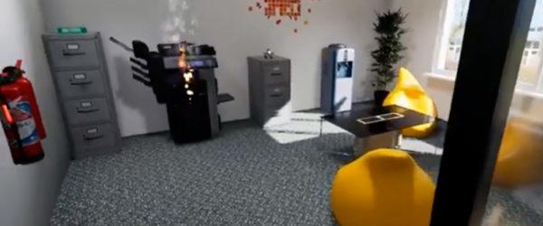 YouRescue : Le secourisme et la sécurité incendie en réalité virtuelle